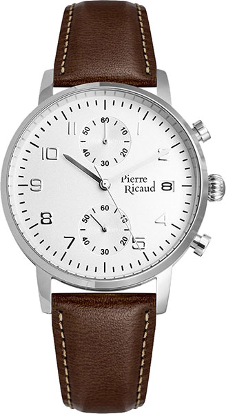 Мужские часы Pierre Ricaud P91088.5223CH мужские часы pierre ricaud p91082 b114q