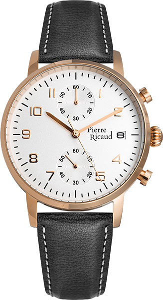 Мужские часы Pierre Ricaud P91088.9223CH мужские часы pierre ricaud p91082 b114q