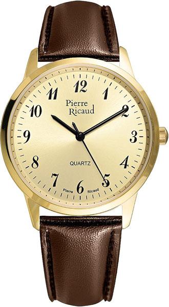 Мужские часы Pierre Ricaud P91090.1221Q цена и фото