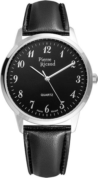 Мужские часы Pierre Ricaud P91090.5224Q мужские часы pierre ricaud p91082 b114q