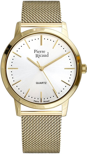Мужские часы Pierre Ricaud P91091.1113Q мужские часы pierre ricaud p91082 b114q