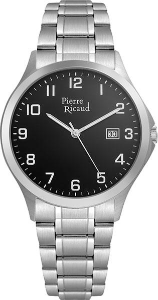 Мужские часы Pierre Ricaud P91096.5124Q цена