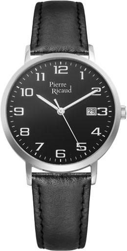 Мужские часы Pierre Ricaud P91097.5224Q мужские часы pierre ricaud p91082 b114q