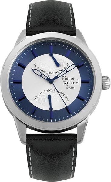 Мужские часы Pierre Ricaud P97011.52B3Q мужские часы pierre ricaud p91082 b114q