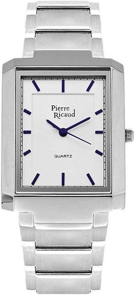 a3464 51b3q Мужские часы Pierre Ricaud P97014F.51B3Q