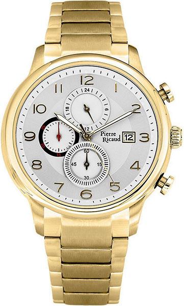 Купить Мужские Часы Pierre Ricaud P97017.1123Ch