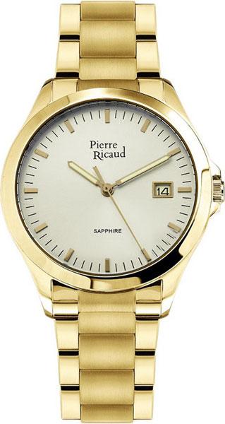 Фото - Мужские часы Pierre Ricaud P97020.1113Q бензиновая виброплита калибр бвп 13 5500в