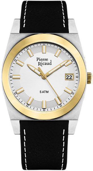 Мужские часы Pierre Ricaud P97021.2213Q