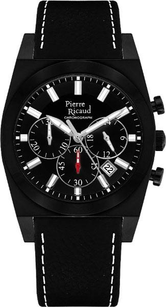 Мужские часы Pierre Ricaud P97021.B214CH цена