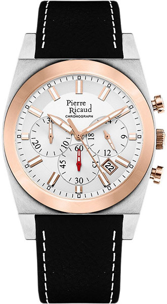 Мужские часы Pierre Ricaud P97021.R213CH все цены