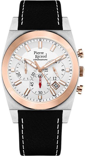 Мужские часы Pierre Ricaud P97021.R213CH цена