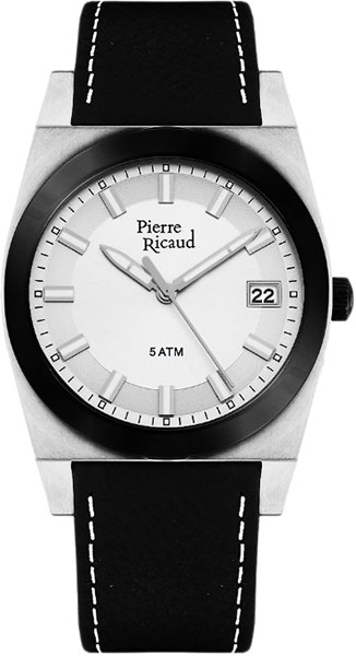 Мужские часы Pierre Ricaud P97021.Y213Q мужские часы pierre ricaud p91082 b114q