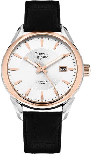 где купить Мужские часы Pierre Ricaud P97022.R293A-ucenka дешево