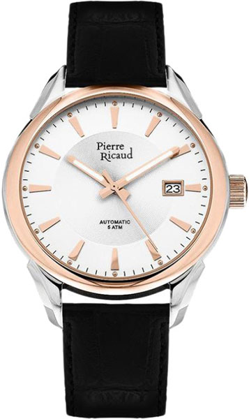 Мужские часы Pierre Ricaud P97201.1111CH Женские часы Bisset BSBD63SISX03BX