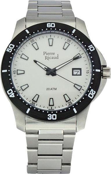 Мужские часы Pierre Ricaud P97022.Y112Q мужские часы pierre ricaud p91082 b114q
