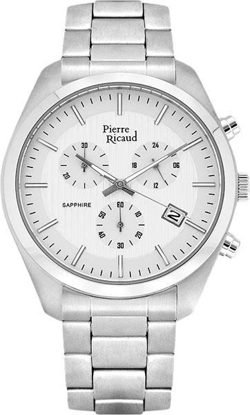Мужские часы Pierre Ricaud P97025.4113CH мужские часы pierre ricaud p91082 b114q
