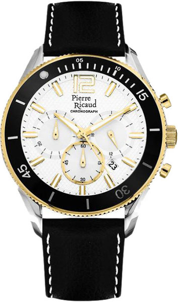 Мужские часы Pierre Ricaud P97030.2253CH