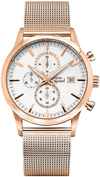 Мужские часы Pierre Ricaud P97201.9113CH мужские часы pierre ricaud p91082 b114q