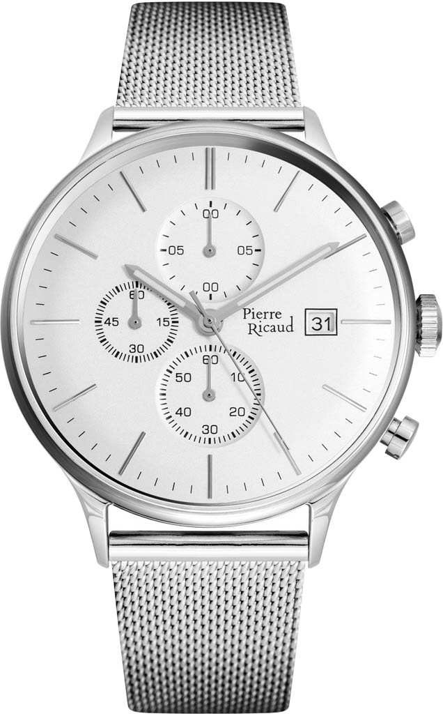 Мужские часы Pierre Ricaud P97206.5113CH все цены