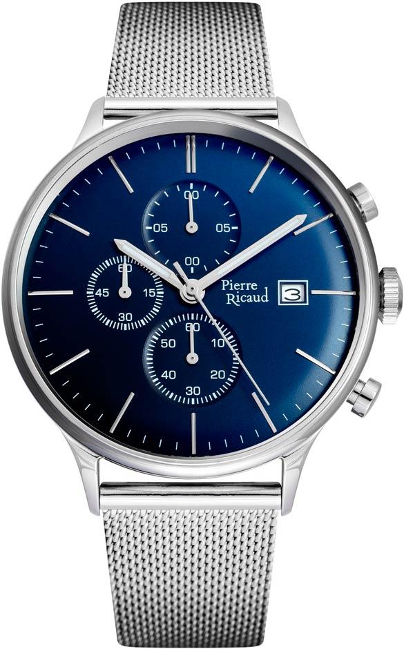 лучшая цена Мужские часы Pierre Ricaud P97206.5115CH