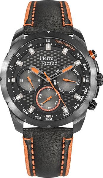 Мужские часы Pierre Ricaud P97210.B214QFX