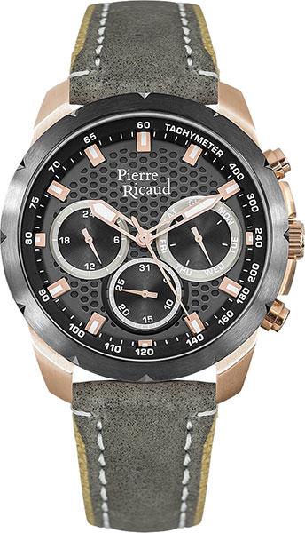 Мужские часы Pierre Ricaud P97210.R216QF