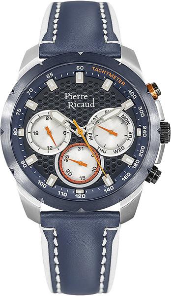 Мужские часы Pierre Ricaud P97210.T215QF цена