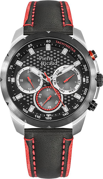 Мужские часы Pierre Ricaud P97210.Y214QFR все цены
