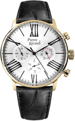 Мужские часы Pierre Ricaud P97212.1263QF