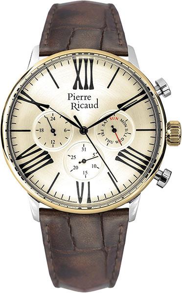 Мужские часы Pierre Ricaud P97212.2261QF