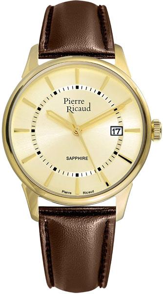 Мужские часы Pierre Ricaud P97214.1211Q все цены
