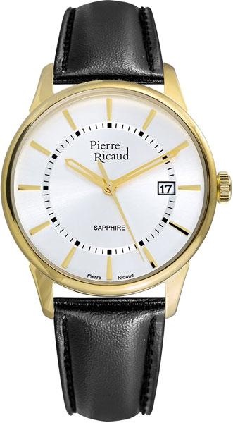 Мужские часы Pierre Ricaud P97214.1213Q мужские часы pierre ricaud p91082 b114q
