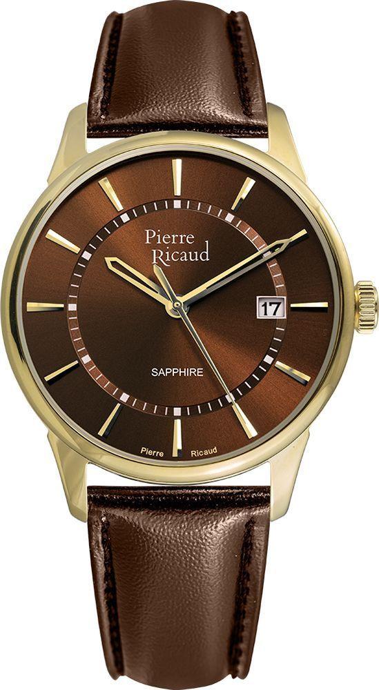 Мужские часы Pierre Ricaud P97214.1B1GQ мужские часы pierre ricaud p97214 5214q page 8