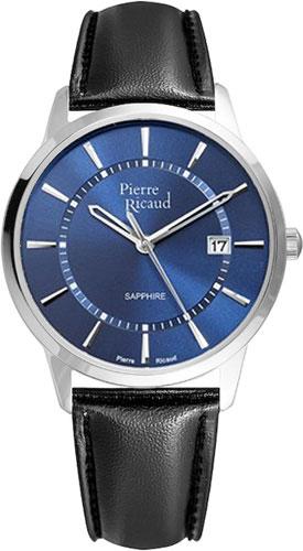 Мужские часы Pierre Ricaud P97214.5215Q мужские часы pierre ricaud p91082 b114q