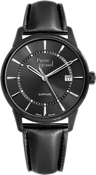 все цены на Мужские часы Pierre Ricaud P97214.B214Q онлайн