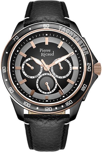 Мужские часы Pierre Ricaud P97217.K2R4QF
