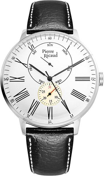 Мужские часы Pierre Ricaud P97219.5233QF