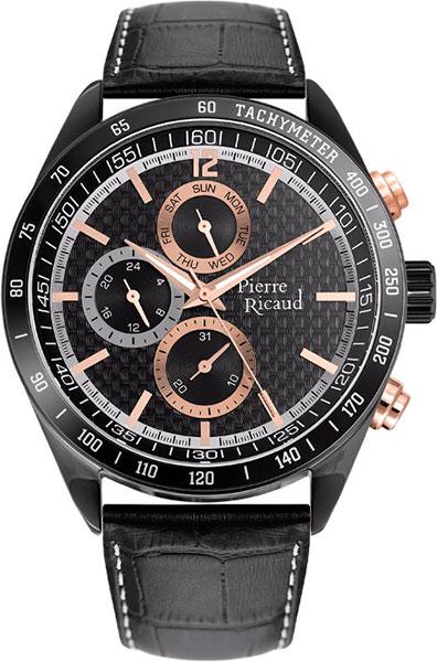 Мужские часы Pierre Ricaud P97224.R2R4QF платье trendyangel trendyangel tr015ewafyg3 page 10
