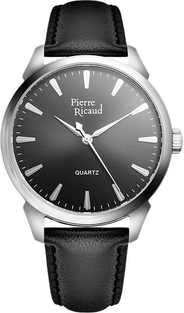 Мужские часы Pierre Ricaud P97228.5217Q купить часы с механизмом miyota