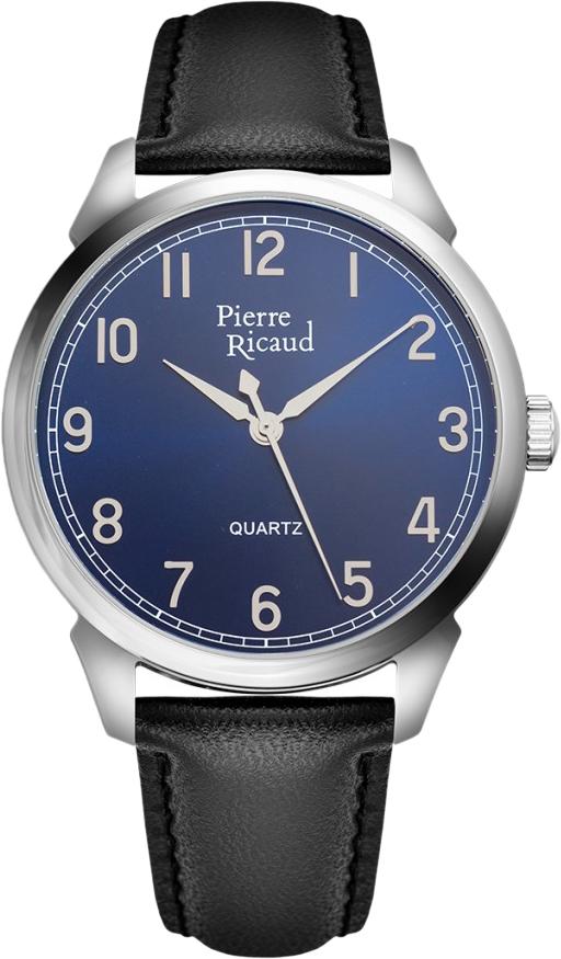Мужские часы Pierre Ricaud P97228.5225Q купить часы с механизмом miyota
