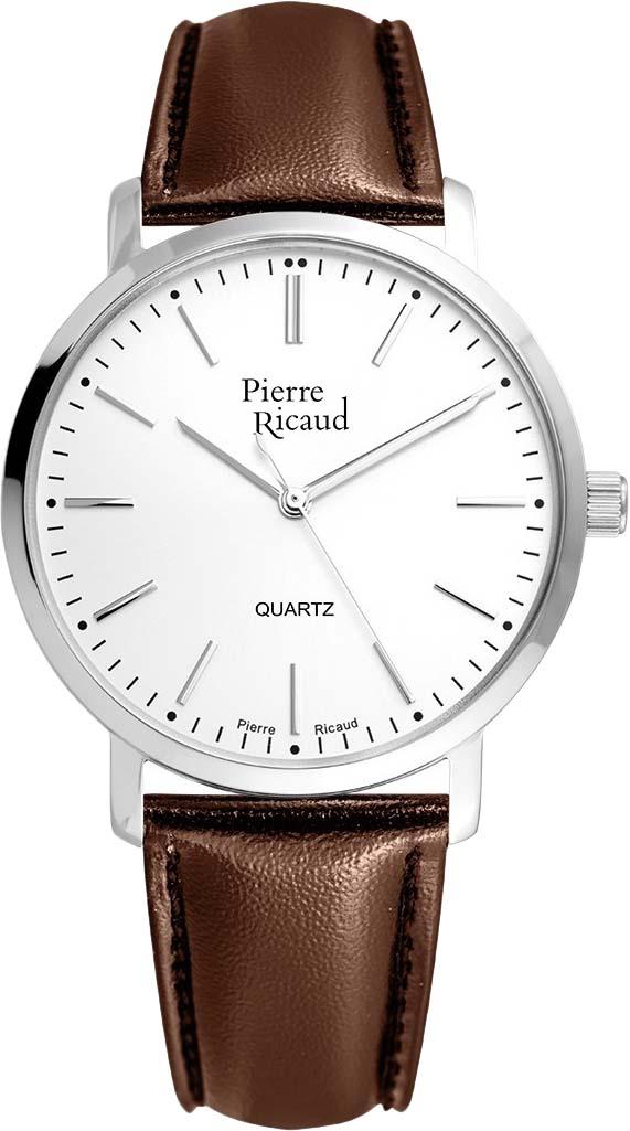 Мужские часы Pierre Ricaud P97228.5B13Q купить часы с механизмом miyota