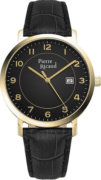 Мужские часы Pierre Ricaud P97229.1224Q мужские часы pierre ricaud p91082 b114q