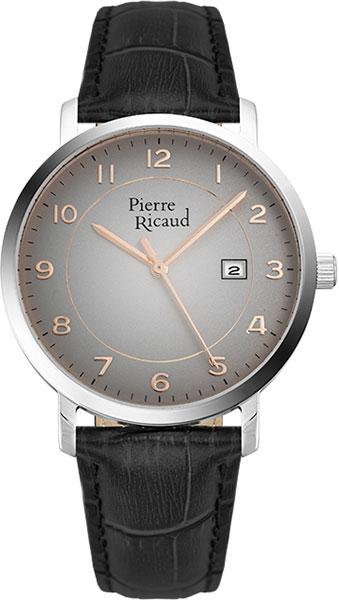 Мужские часы Pierre Ricaud P97229.5227Q мужские часы pierre ricaud p91082 b114q