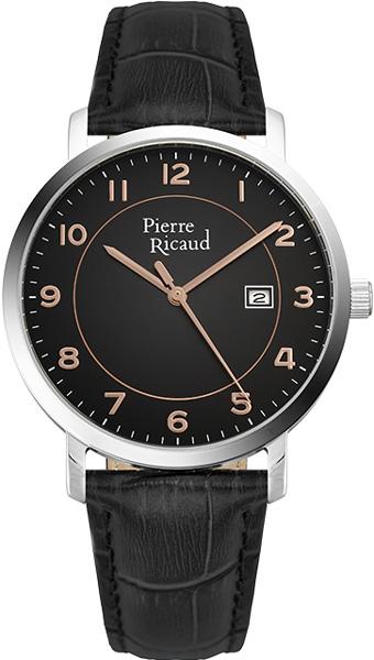 цена Мужские часы Pierre Ricaud P97229.52R4Q онлайн в 2017 году