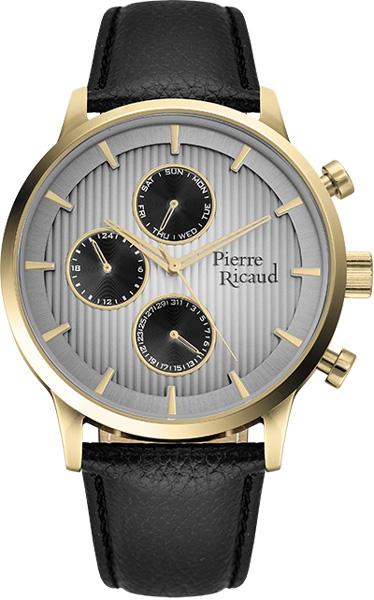 Мужские часы Pierre Ricaud P97230.1217QF
