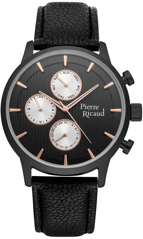 Мужские часы Pierre Ricaud P97230.B2R4QF