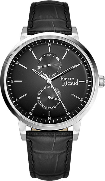 Мужские часы Pierre Ricaud P97231.5214QF мужские часы pierre ricaud p97247 5155q