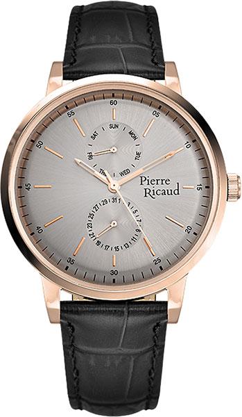 Мужские часы Pierre Ricaud P97231.92R7QF мужские часы pierre ricaud p91082 b114q