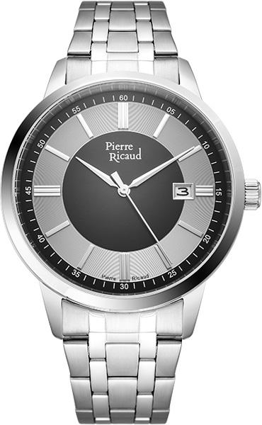 лучшая цена Мужские часы Pierre Ricaud P97238.5114Q