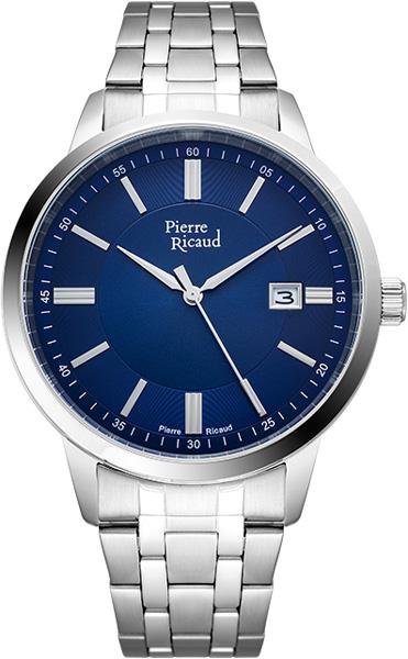 лучшая цена Мужские часы Pierre Ricaud P97238.5115Q